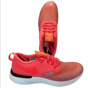 Nike odyssey react fly knit women's shoes